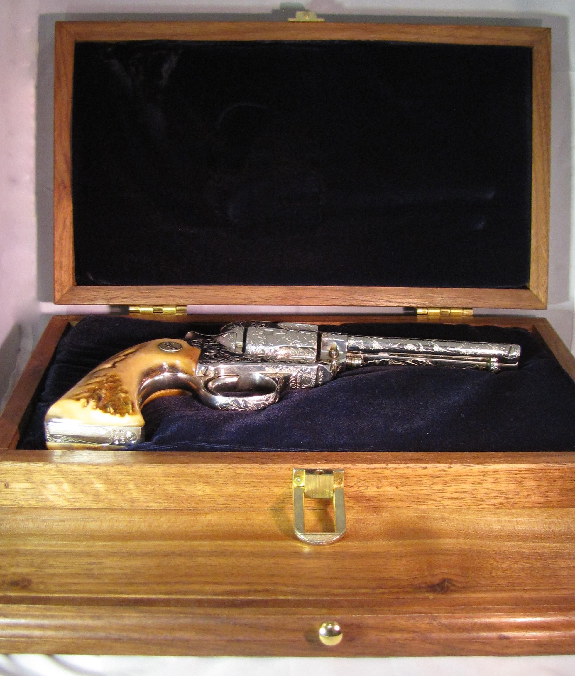 41 Long Colt Grips – Jerusalem House